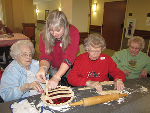 home cooked meals assisted living colorado springs